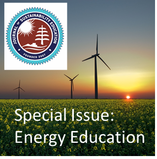 Energy Education Issue Logo