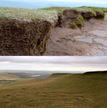 Photo 4: Encounters with Physical Place in the Brecon Beacons, Wales